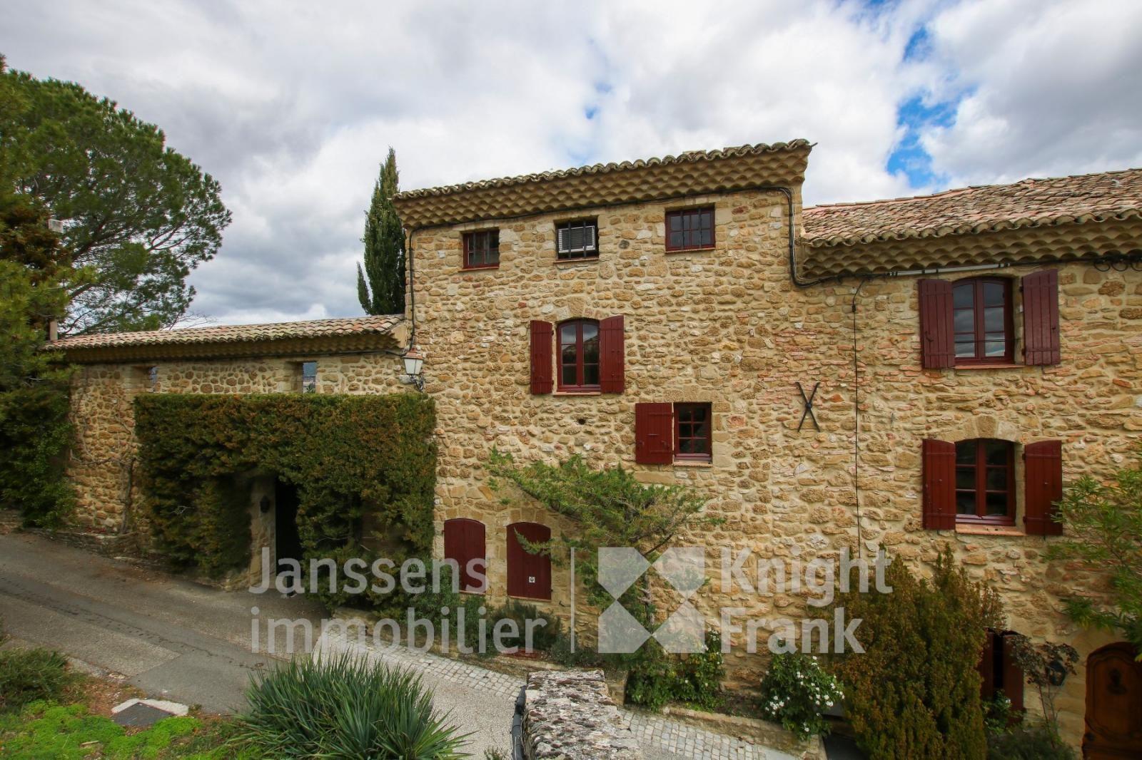 Village House For Sale Near Vaison La Romaine Janssens Immobilier