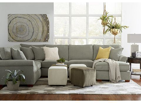 Alternate Norfolk Sectional Image Havertyu0027s $2400 · Living Room IdeasLiving  RoomsLiving Room InspirationDecorating ...