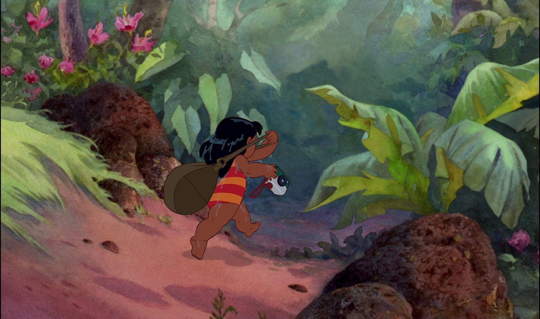 Lilo Stitch 2002 Animation Screencaps Lilo And Stitch 2002 Lilo And Stitch Lilo