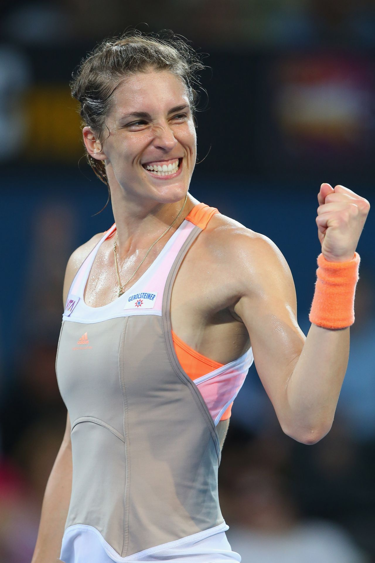 Andrea Petkovic - Germany .