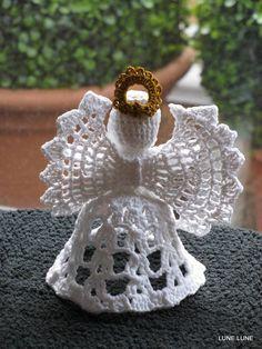 Afbeeldingsresultaat Voor Kerstengel Haken Patroon Anioł Crochet