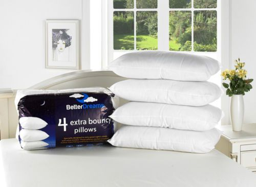 Better Dreams Bounce Back Pillows 8
