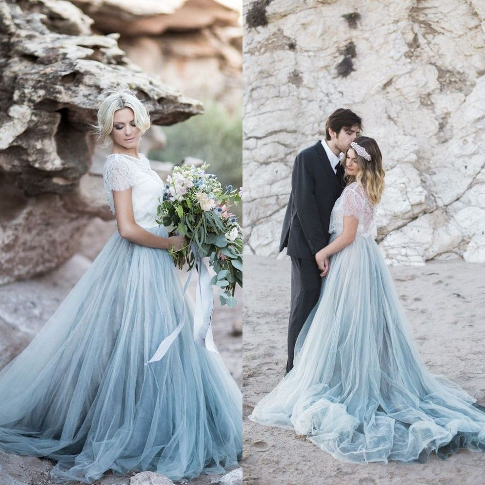 2018 Vintage Boho Wedding Dresses Beach Greek Goddess | things like ...