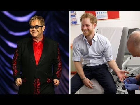 Prince Harry joins Sir Elton John in South Africa for Aids awareness conference Prince Harry joins Sir Elton John in South Africa for Aids awareness conference Read more: http://bit.ly/2akZxqM Ruler Harry will address delegates at an Aids meeting today as he takes his crusade to bring issues to light about HIV to the universal stage.   Sovereign Harry imparted a phase to Sir Elton John today and told an Aids gathering in South Africa that disgrace and segregation are the best boundaries to…