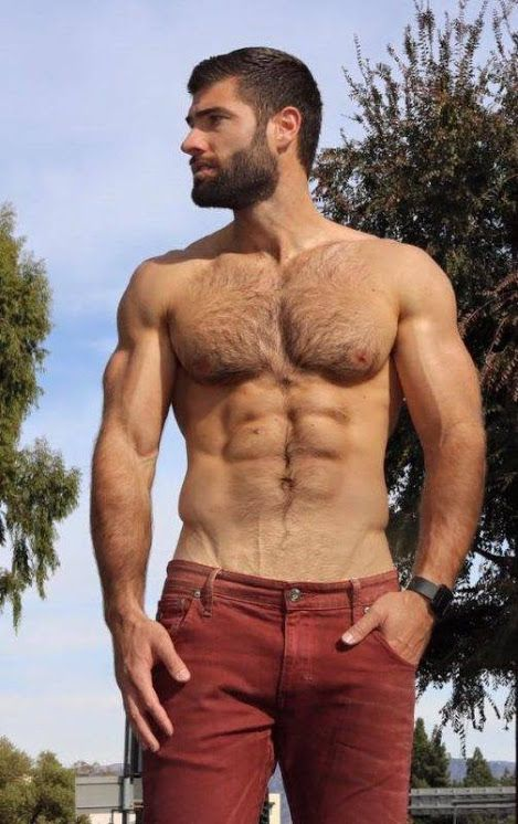 Free sites of hairy chested men 6847