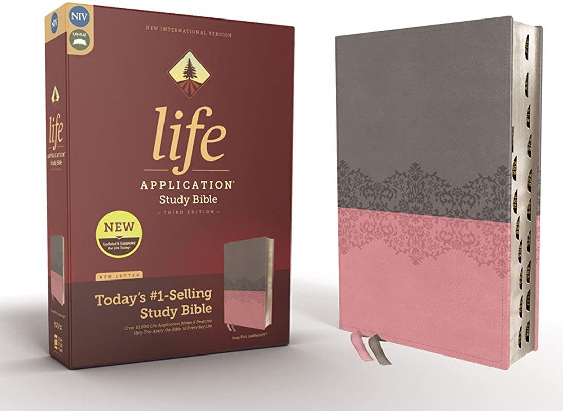 [Free eBook] NIV, Life Application Study Bible, Third