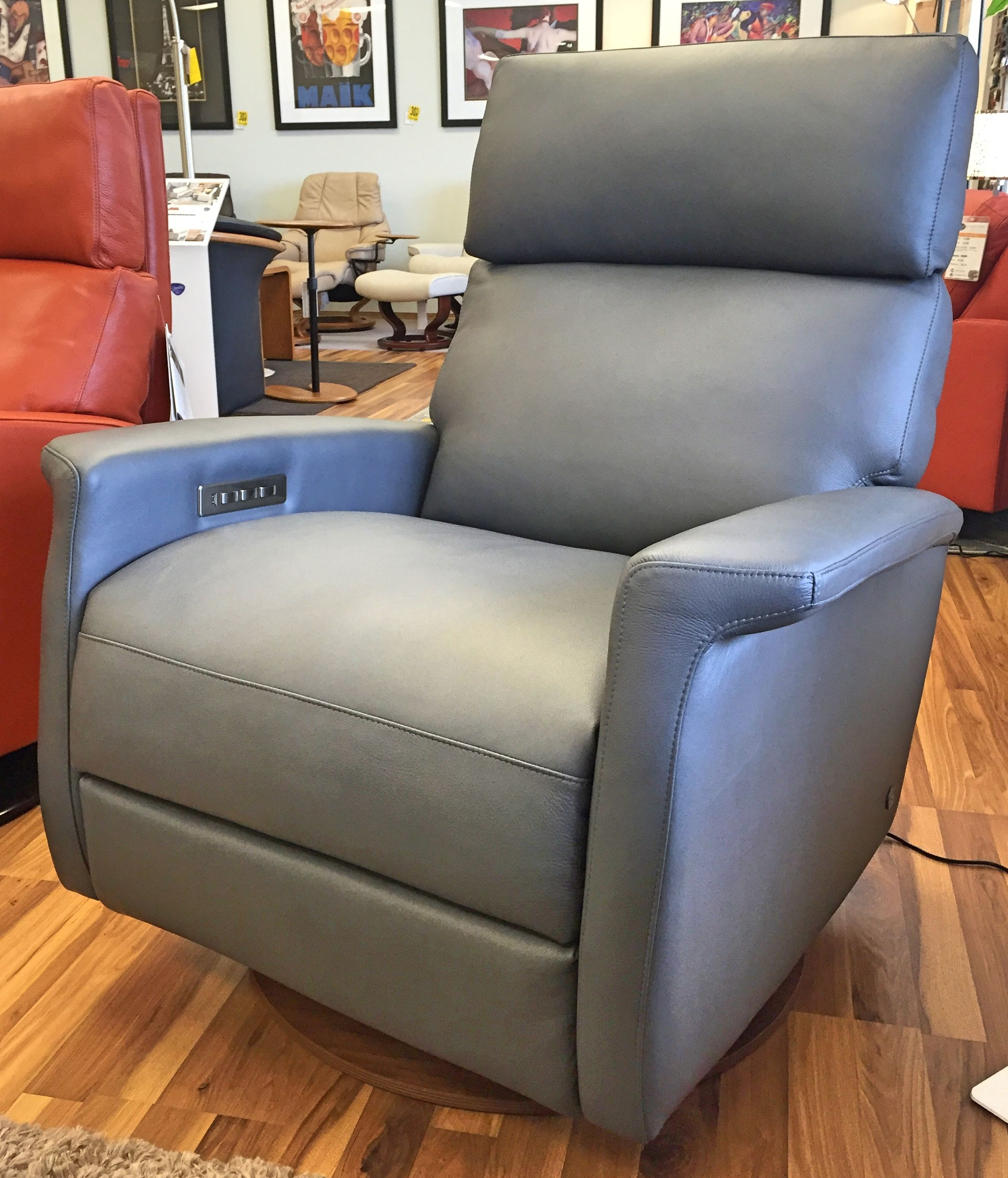 Felix Comfort Recliner by American Leather. Shown with Power Upgrade. Bali Storm leather & Felix Comfort Recliner by American Leather. Shown with Power ... islam-shia.org