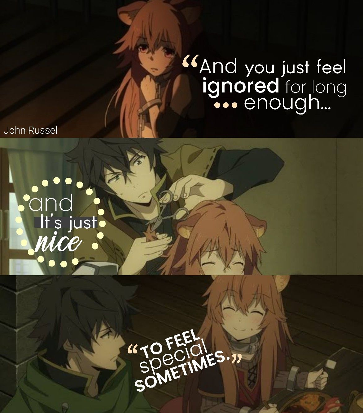 Short Anime Quotes About Love