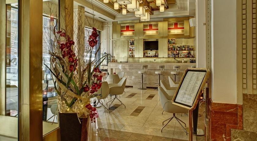 Hotel Majestic Plaza, Prague, Czech Republic - Booking.com