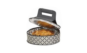 Groupon - Picnic Plus Thermal Foil Insulated Cake 'N Carry. Groupon deal price: $34.99