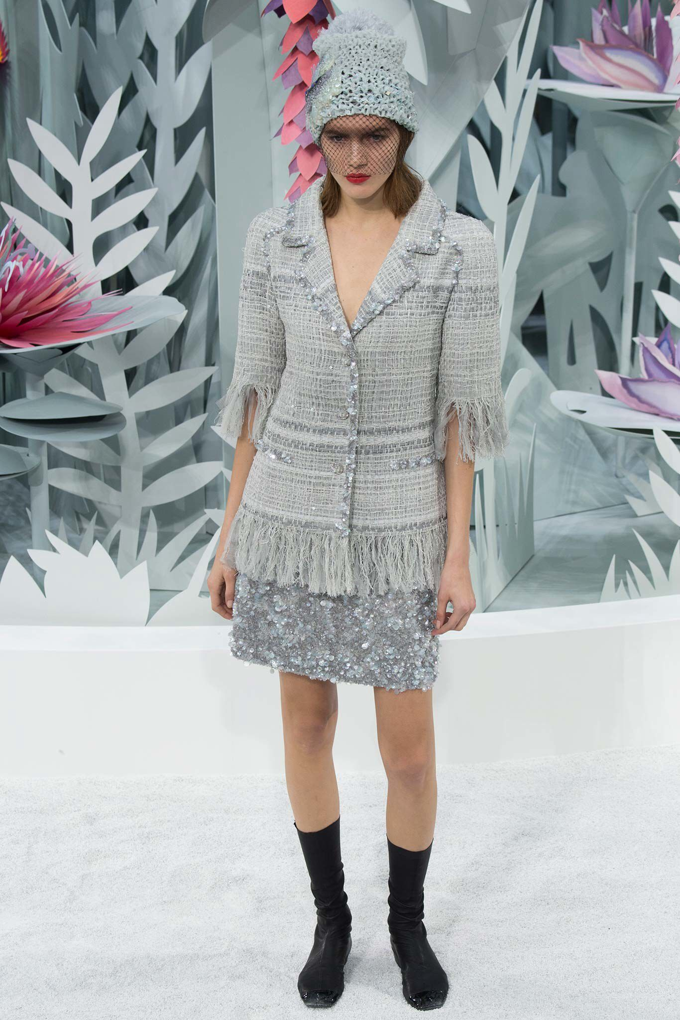 4b03b5d102e Chanel Spring 2015 Couture Fashion Show in 2018
