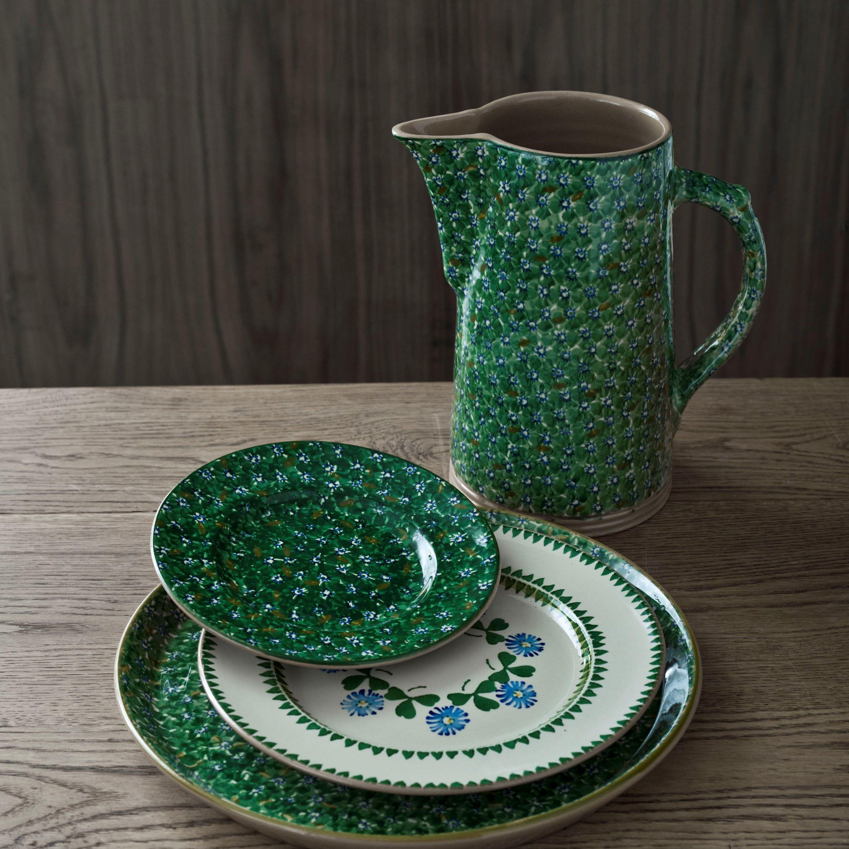 Beautiful patterns by nicholas mosse pottery ireland in