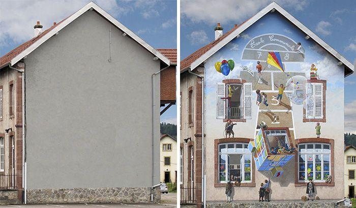 fachadas originales arteurbano fachadas