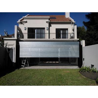 Cortinas metalicas galvanizadas seguridad para casas envios al interior preview 1 Casas metalicas