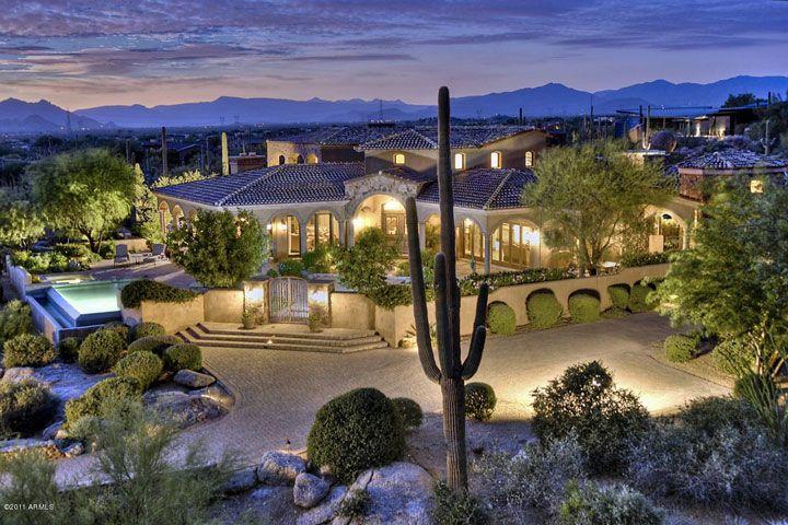 Estancia Homes Scottsdale Estancia Homes For Sale Scottsdale Estancia Arizona Real Estate Luxury Homes