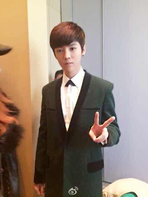 141102 Luhan @ 'Back To 20' Press Conference