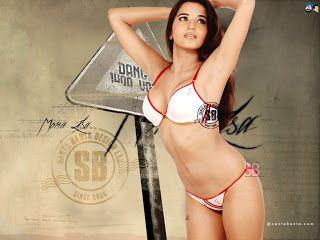 dutta pics Tanushree bikini