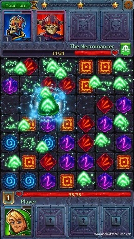 Heroes and Puzzles APK v1.9.8.581 [Mod] Android Game
