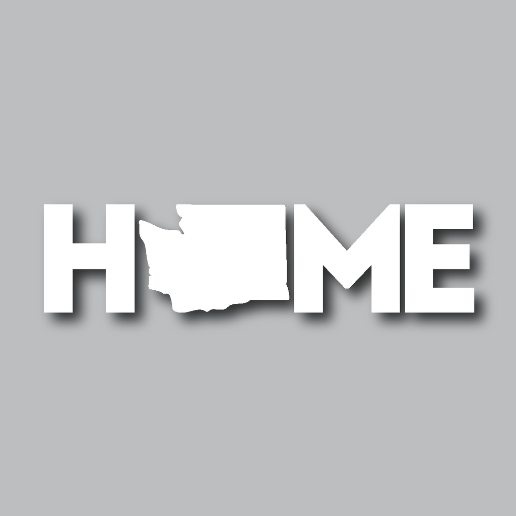 Washington Home Sticker Washington Themed Stickers North West [ 1024 x 1024 Pixel ]