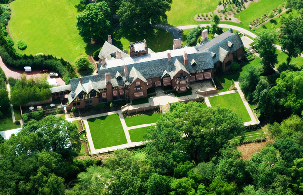 Stan Hywet Hall and Gardens, Akron (Ohio) | Stan Hywet Hall ...