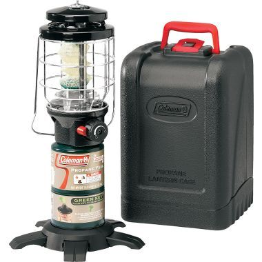 Coleman Northstar Propane Lantern With Case With Images