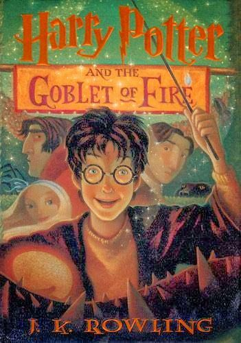 Harry Potter and the Goblet of Fire pdf | Harry potter, Harry ...