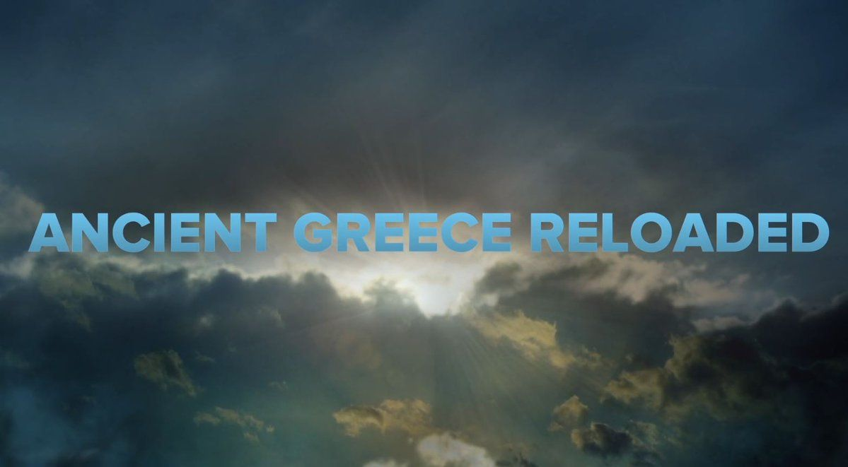 The Promo Video for our Website: Ancient Greece Reloaded  You can watch it through our facebook page at:  https://www.facebook.com/AncientGreeceReloaded