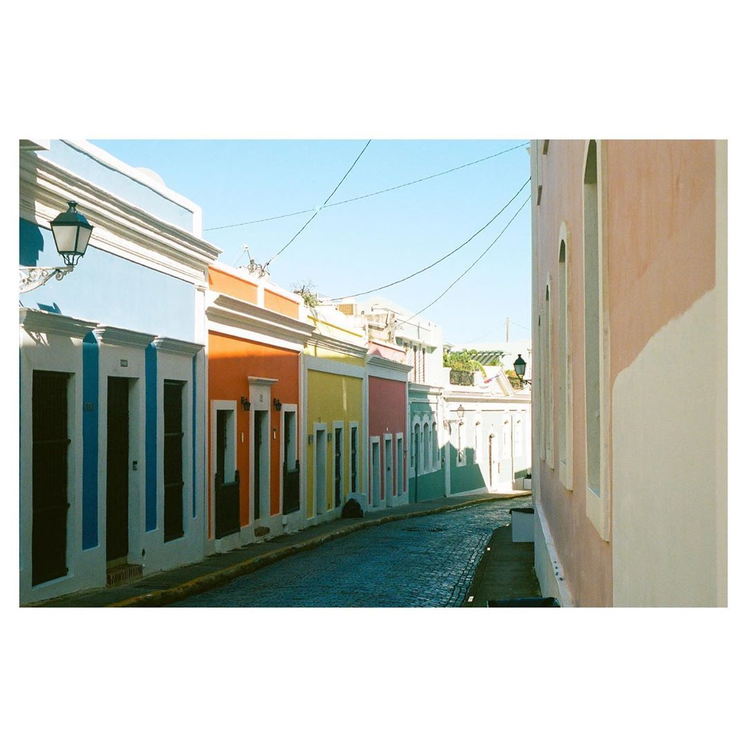 Old San Juan #35mm • • • • #filmphotography #analog #filmphotographic #filmisnotdead #ishootfilm #nikonf3 #portra400 #filmphotomag #shootfilmmag #negativemag #thefilmstead #sanjuan #puertorico #oldsanjuan #travelphotography #travel