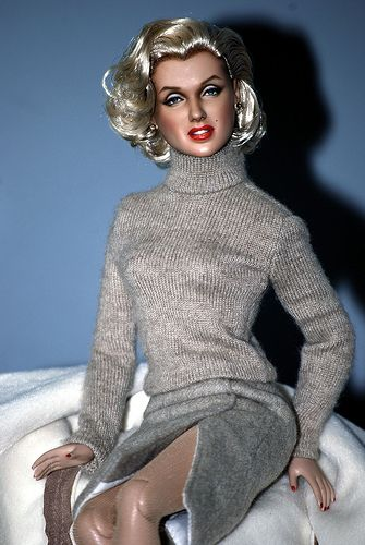 Marilyn Monroe Living Room Decor: Barbie Dolls, Living Dolls
