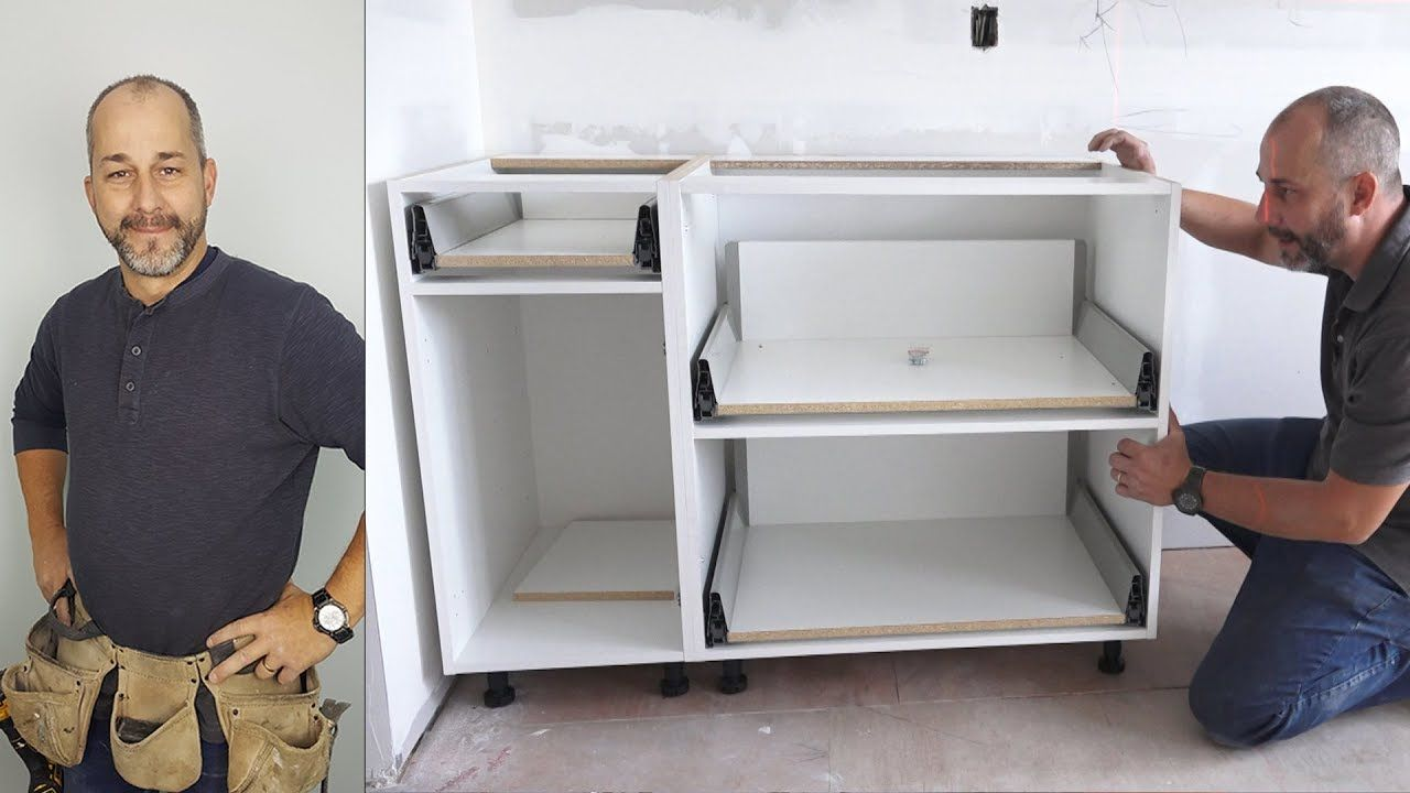 Best How To Install Base Kitchen Cabinets And Save 1000 S Of 400 x 300
