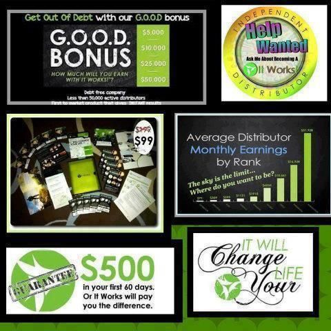 I am looking for motivated people to join my business and start achieving financial freedom! Only $99 to join! https://andreapokrzywinski.myitworks.com.