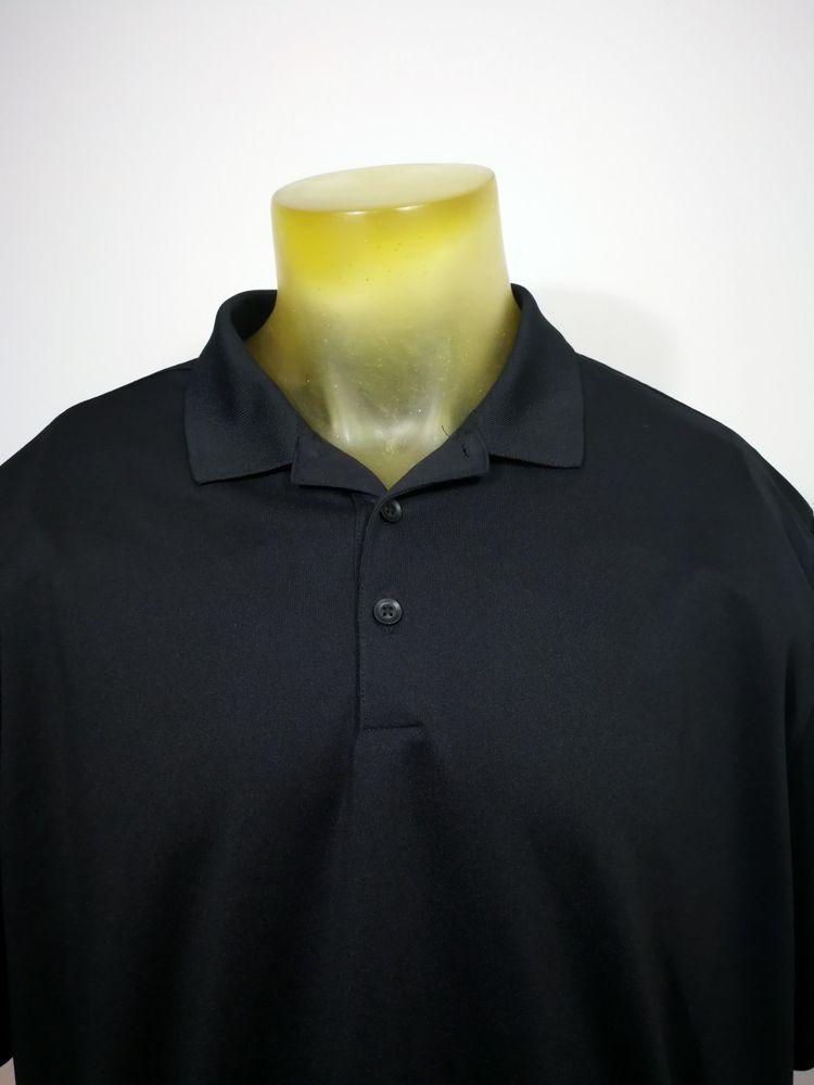 b11d69689 NIKE GOLF mens STANDARD DRI FIT POLYESTER S S Polo Shirt size XL Black   fashion  clothing  shoes  accessories  mensclothing  shirts (ebay link)