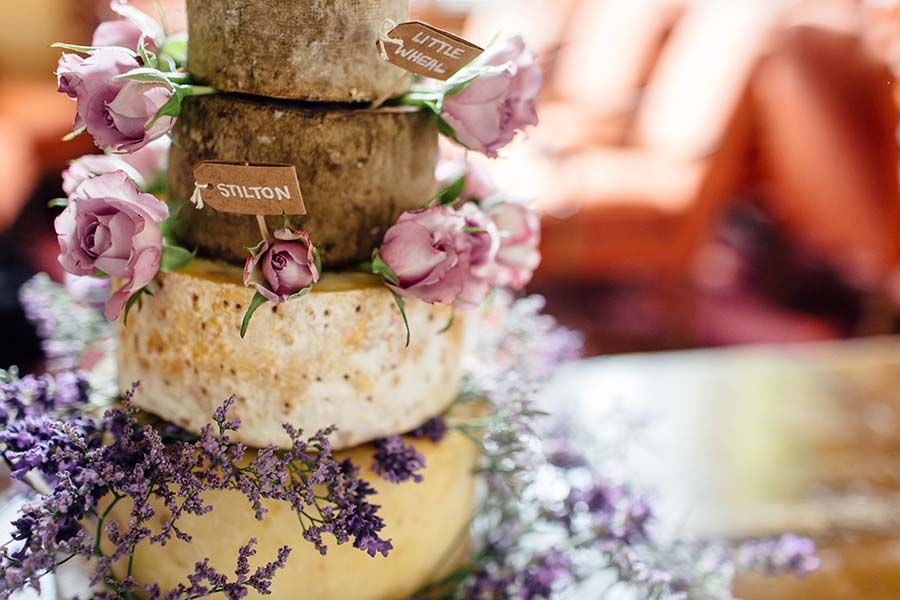 A Somerset Afternoon Tea Wedding With Country Vibe Jessica Pete