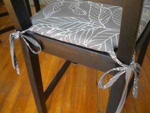 Galettes De Chaise DIY