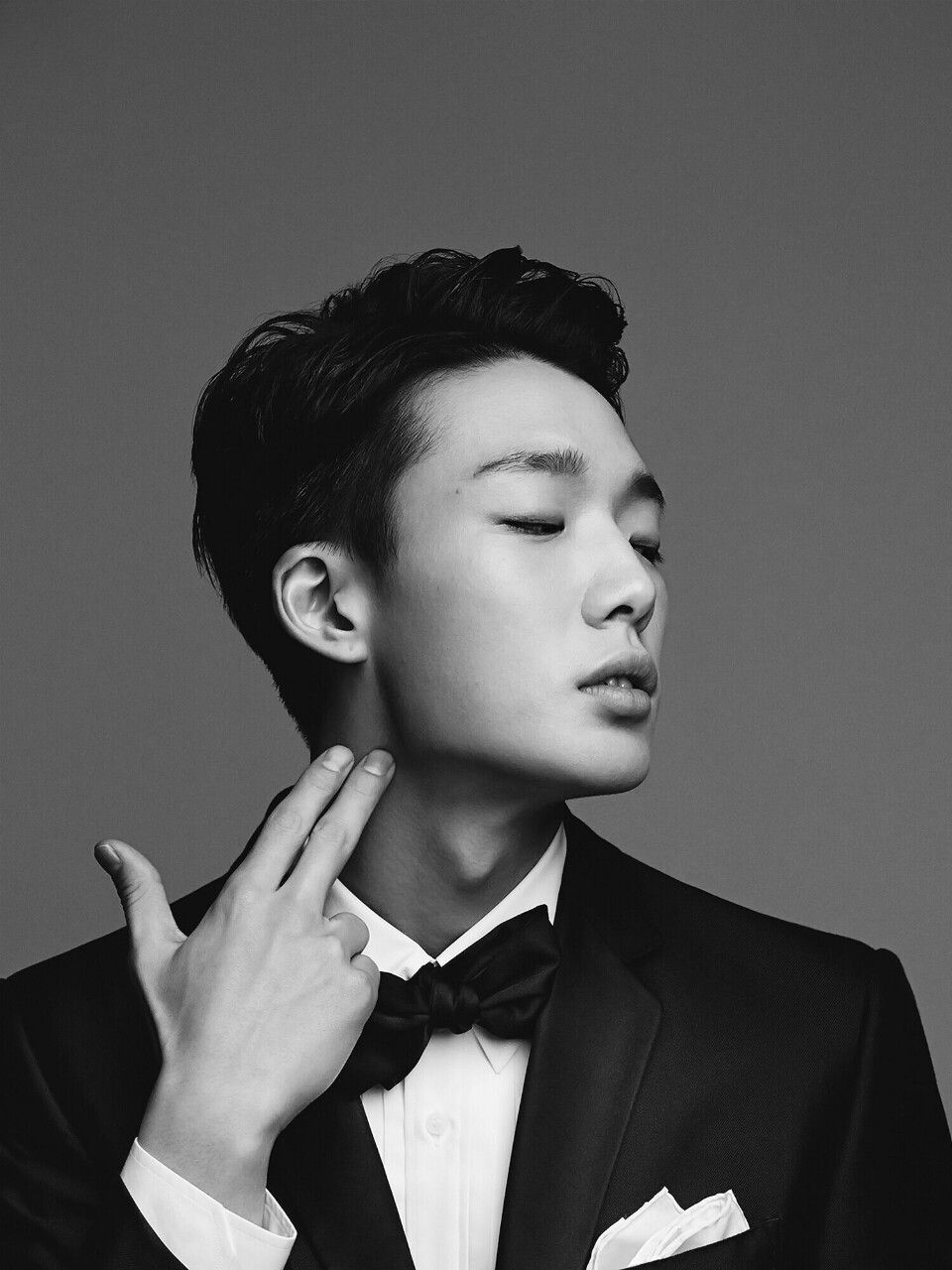 """"""" GQ Korea """" Men of the year"""" December. 2014 iKon bobby """""""
