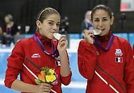 Mexican Silver for diving duo
