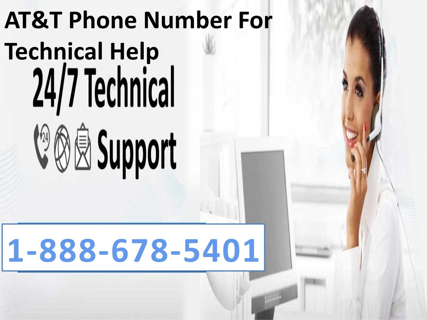 dial 18886785401 At&t Phone Number For Technical Help