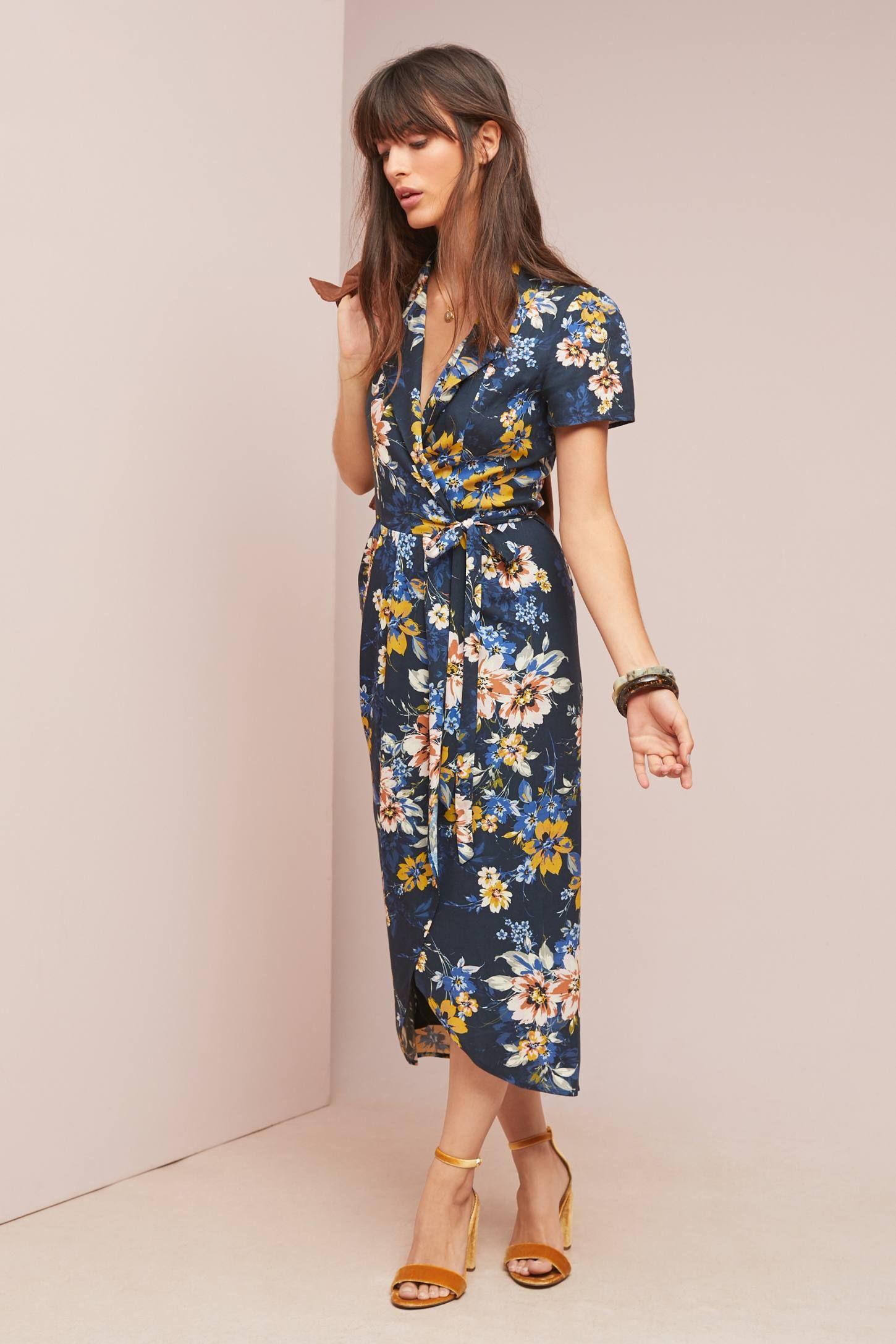 1c2ac2d4ee3b0 Yumi Kim Bryant Wrap Dress