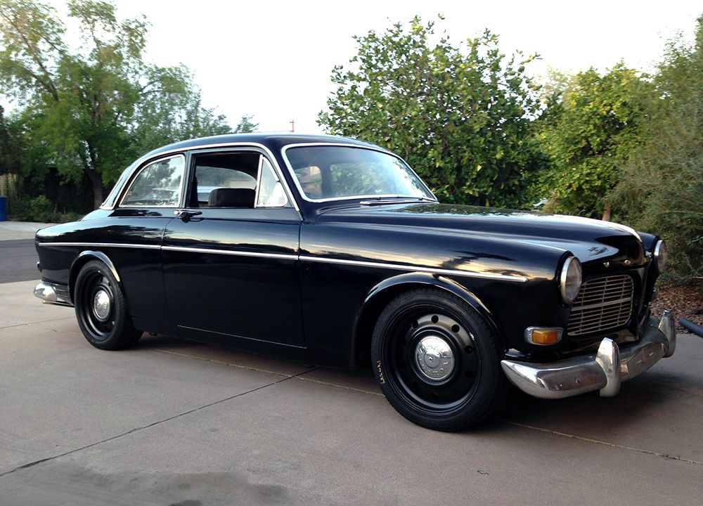 1966 Volvo 122 - StanceWorks | Stance and lowered ...