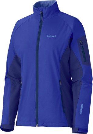 Marmot Women's Leadville Soft-Shell Jacket