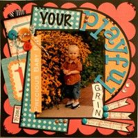 A Project by jennyevans from our Scrapbooking Gallery originally submitted 09/23/11 at 10:57 PM
