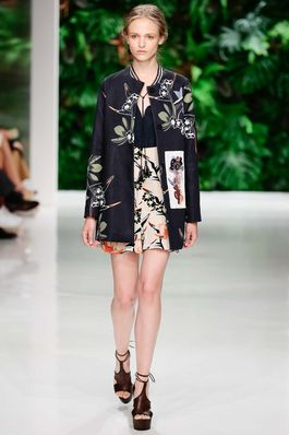 Dorothee Schumacher Berlin Spring 2016 Fashion Show: Complete Collection - Style.com