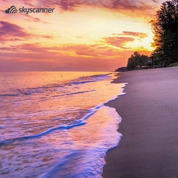 Malaysia Beaches: Places To Visit, Beach, Scenery