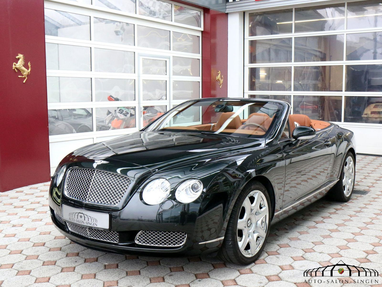 Bentley continental gtc convertible auto salon singen