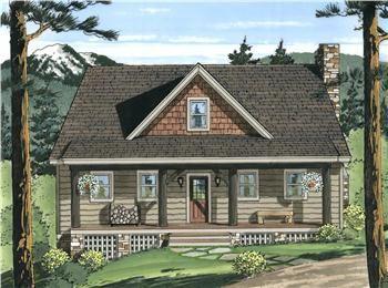 Oswego Cottage Via Ritz Craft Home Designs Pinterest