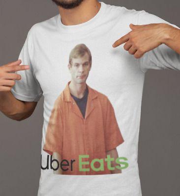 Details about Jeffrey Dahmer Shirt Jeffrey Dahmer Uber