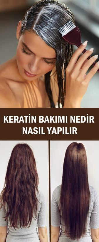 Keratin Saç Bakımı Nedir? #saçstilleri