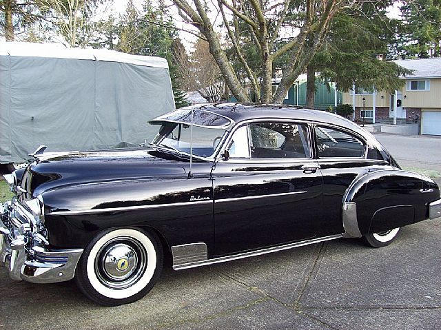 1950 Chevrolet Fleetline Deluxe 2 Door With Images Classic