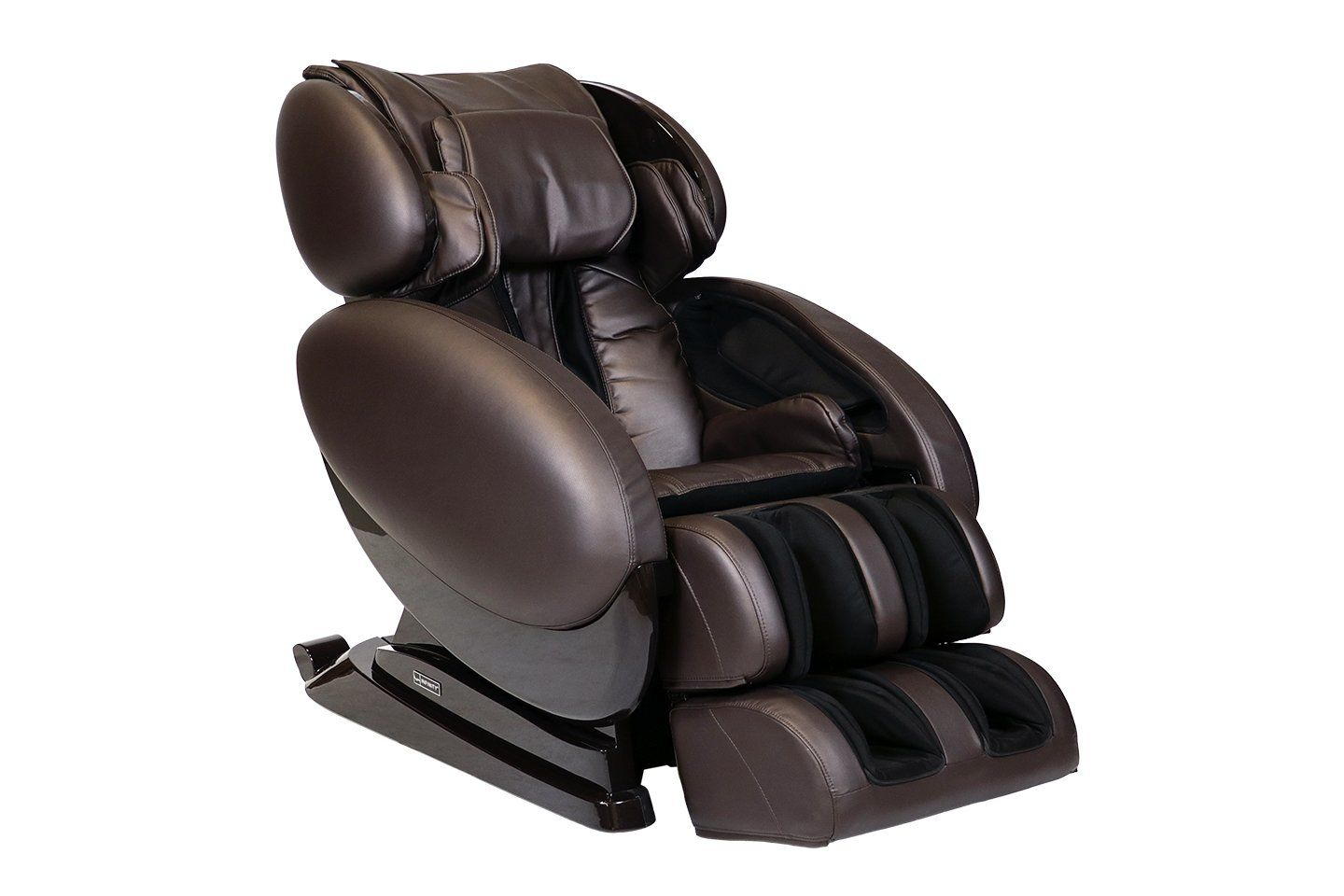 Infinity It 8500 X3 Full Body Zero Gravity 3d Massage Chair Featuring Air Compression Decompression Stretch Lumbar Heat In 2020 Massage Chair Massage Chairs Massage