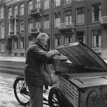 Bakkerij carels verkoop brood en kerstbanket aan de deur for Bakkerij amsterdam west